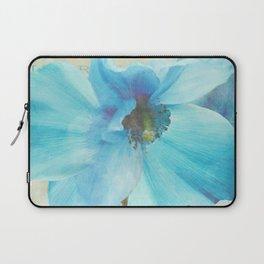 Blue Himalayan Poppies Laptop Sleeve