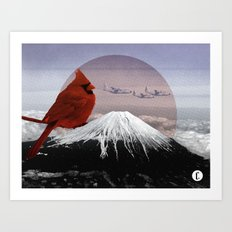 Mountain Song Art Print