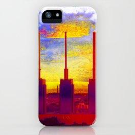 Warme Brüder Linden iPhone Case