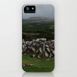 The Irish Wild West (County Clare) iPhone Case