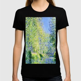 Monet: Bend in the River Ept T-shirt