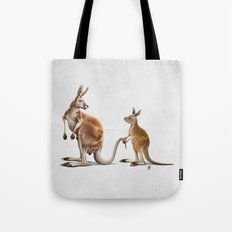 Being Tailed (Wordless) Tote Bag