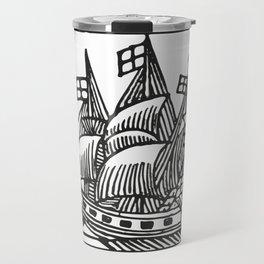Ship Travel Mug