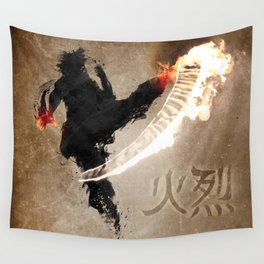 Get Bent :: Fire Wall Tapestry