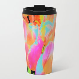 Tiptoe through the Tulips Travel Mug