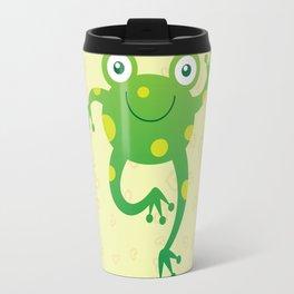 Sweet Baby Frog Travel Mug
