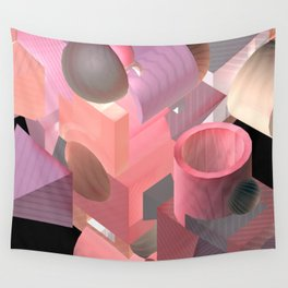 invisible.diva Wall Tapestry