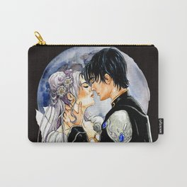 The Moon and Earth Carry-All Pouch