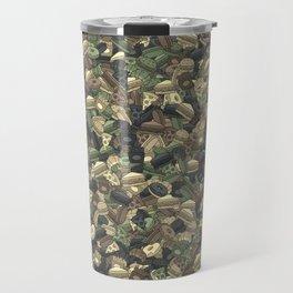 Fast food camouflage Travel Mug
