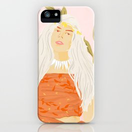 Dress Like The Locals iPhone Case