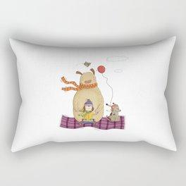 FLYING CARPET Rectangular Pillow