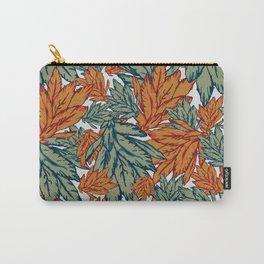 Floralz #9 Carry-All Pouch
