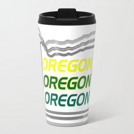 Oregon Three Ways Travel Mug