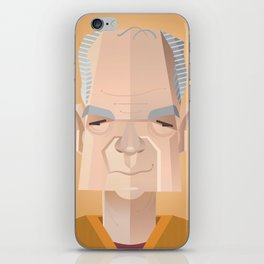 Portrait Series iPhone Skin