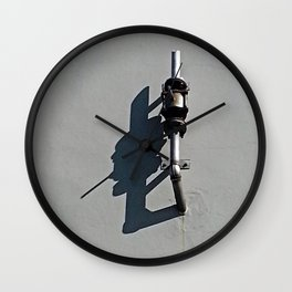 Pinoccio Wall Clock