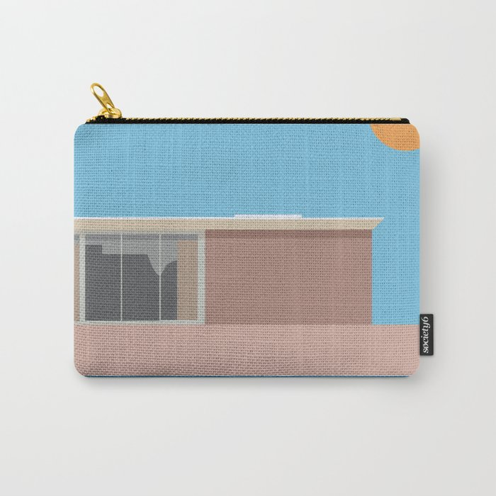 A Bigger splash Carry-All Pouch