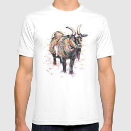 Inky Goat T-shirt