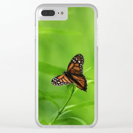 Winged Dreams Clear iPhone Case