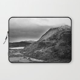 Mount Snowdon, Snowdonia, Wales. Laptop Sleeve