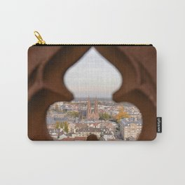 A Cathedral with a View Carry-All Pouch