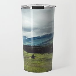 Mountain Trail - Landscape and Nature Photography Travel Mug