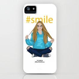 #smile iPhone Case