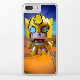 MMBee3 Clear iPhone Case