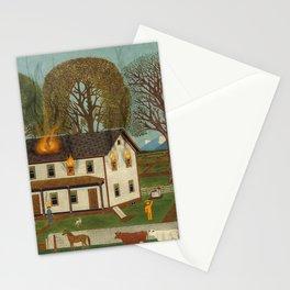 eyemerican 19th century Stationery Cards