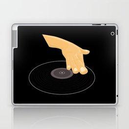 Dj Scratch Laptop & iPad Skin