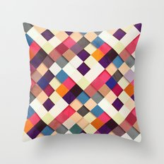 Pass this On II Throw Pillow