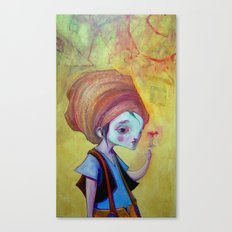 Flying Circus Canvas Print