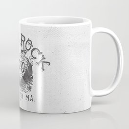 Punk Rock Plymouth Ma. Coffee Mug