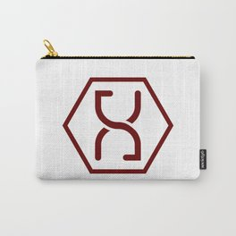 Altered Carbon Symbol Carry-All Pouch