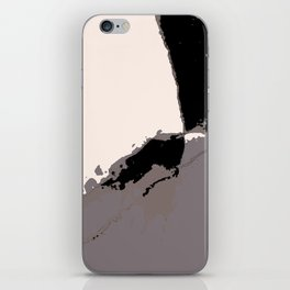 Organic No.14 Abstract #muted #society6 #artprints #fineart #decor iPhone Skin