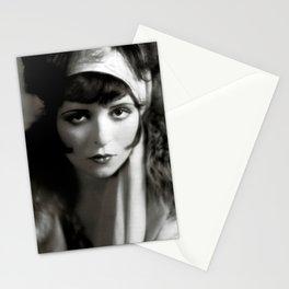 Clara Hair Stationery Cards