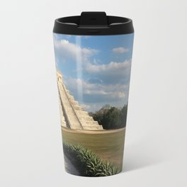 Chichen Itza After Close Travel Mug