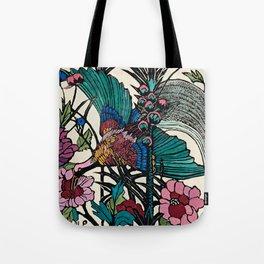 """Bird of Paradise"" by Margaret Preston Tote Bag"
