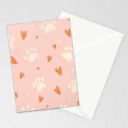 Do Lover  Pattern Stationery Cards