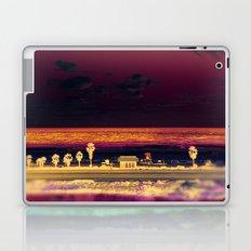 cardiff by the sea Laptop & iPad Skin