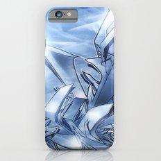 Mystique Blue iPhone 6s Slim Case