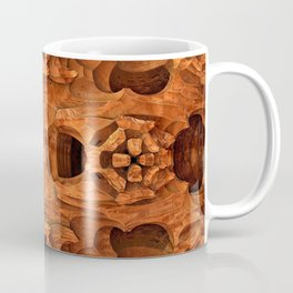 Erosion (Sandstone) Coffee Mug
