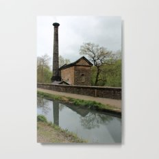 Industrial Revolution Metal Print