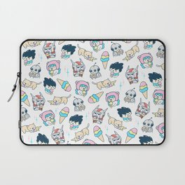 Everybody loves ice cream Laptop Sleeve