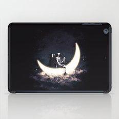 Moon Sailing iPad Case