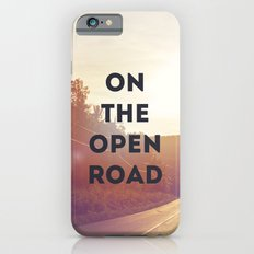 on the open road. iPhone 6s Slim Case