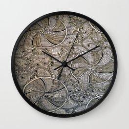 Cirquital Opus Wall Clock