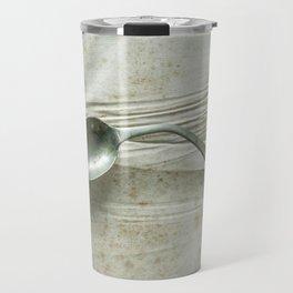 Bent Antique Spoon Travel Mug