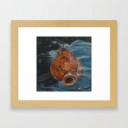 Gulp 3 Framed Art Print