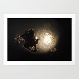 the great escape (2) Art Print
