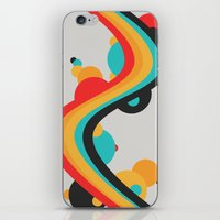 Summer Boom iPhone & iPod Skin